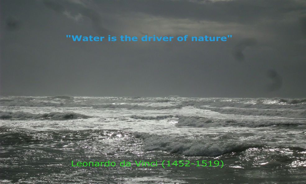 Billedresultat for water is the driver of nature